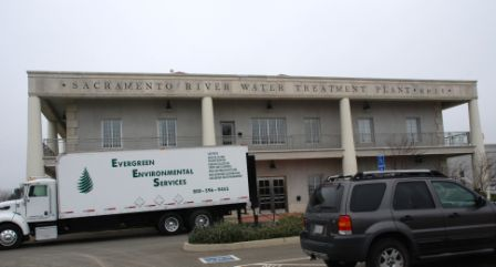 Sacramento Water Treatment Plant